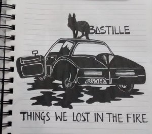 One of my favorite songs. And definitely my favorite band. And my favorite wolf. And my favorite car.